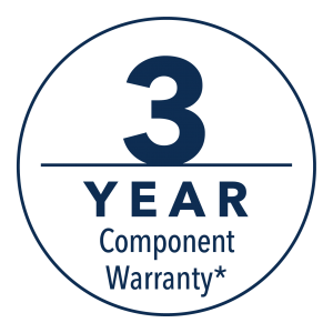 3 Yr Component Warranty